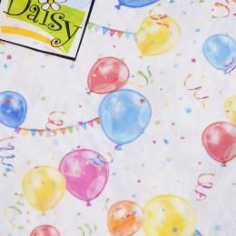 Dekoracyjne serwetki papierowe dla dzieci BALONY