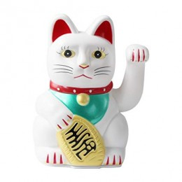 Duża figurka kota MANEKI NEKO kup japoński kotek szczęścia