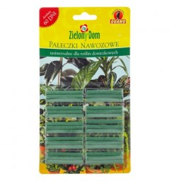 Zielony dom uniwersalne pałeczki nawozowe do roślin doniczkowych