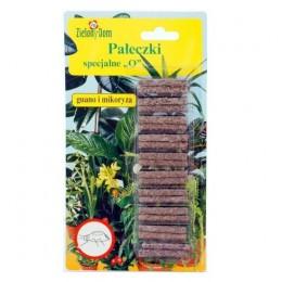 Pałeczki owadobójcze do roślin doniczkowych zielony dom 20 szt.