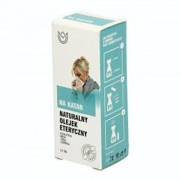 Naturalny olejek eteryczny NA KATAR 12 ml naturalne olejki
