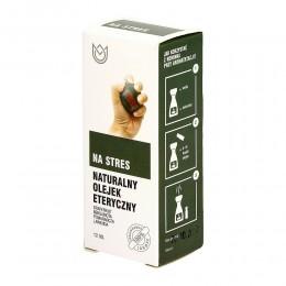 Naturalny olejek eteryczny NA STRES 12 ml naturalne olejki