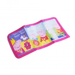 portfel portfelik dla dziecka świnka peppa pepa zapiany rzep