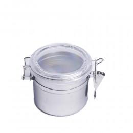 Mały pojemnik hermetyczny na żywność ze stali