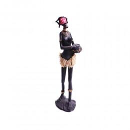 Pomysł na prezent figurka Murzynki Afrykanka Murzynka z dzbanem