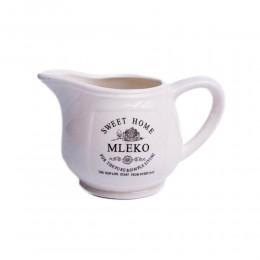 Dzbanuszek do mleko ceramiczny Sweet Home 400 ml mlecznik