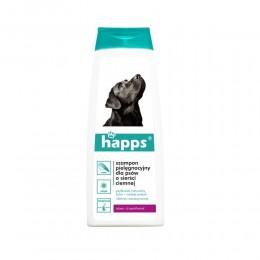 HAPPS szampon pielęgnacyjny dla psów o sierści ciemnej 200 ml