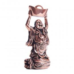 Posążek figurka szczęśliwego Buddy Buddha Budda wys. 16 cm