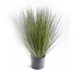 Sztuczna trawa w doniczce wys. 60 cm / sztuczne kwiaty rośliny ozdobne
