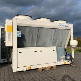 Chiller Airwell 124 kW