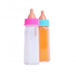 Magiczna butelka dla lalki bobaska znikające mleko sok