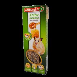 Animals kolba miodowa dla chomika 2 szt.