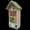 Domek dla owadów pożytecznych pszczół murarek hotel dla owadów