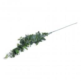 Ekskluzywne sztuczne kwiaty EUKALIPTUS / gałązka eukaliptusa