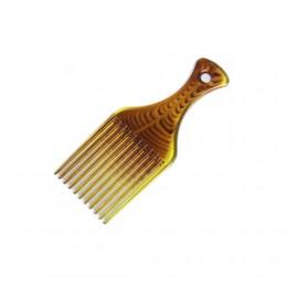 Grzebień afro do stylizacji i gęstych loków / grzebień do rozczesywania loków