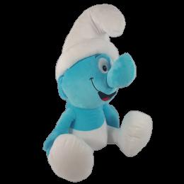 Maskotka SMERF uroczy pluszowy smerf przytulanka zabawka dla dzieci