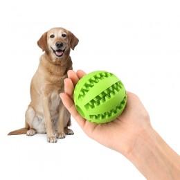 Duży zapachowy gryzak na smakołyki dla psów / czyścik do zębów dla psa