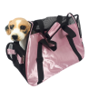 Różowa torba transportowa transporter dla psa kota DUŻA 25x50x35cm