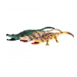 Krokodyl aligator gumowa piszcząca zabawka dla dziecka dł.