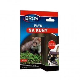 BROS płyn na kuny 50ml