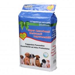 Podkłady higieniczne dla psów 12 szt. (90*60cm) | Pampersy dla psa