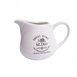 Mlecznik dzbanuszek do mleko ceramiczny Sweet Home