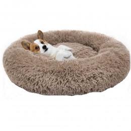 Miękkie ciepłe legowisko dla psa kota 40 cm posłanie dla psa rozm. S
