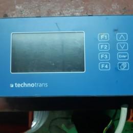 Panel kontrolny Technotrans