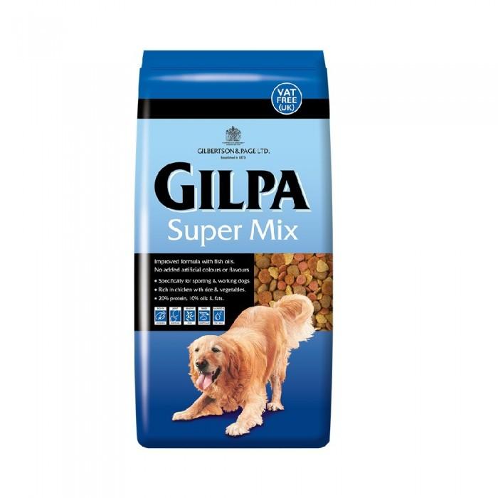 Gilpa Super Mix 15 kg + 4 kg GRATIS !