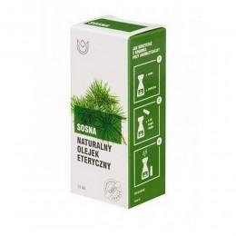 Naturalny olejek eteryczny sosna 12ml / naturalny olejek sosnowy