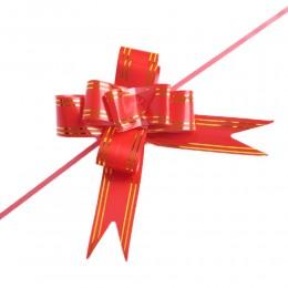 Czerwone wstążki ściągane w kokardy wstążka do pakowania dekoracji