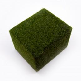 Kostka z mchu do dekoracji - Kamień sztuczny mech