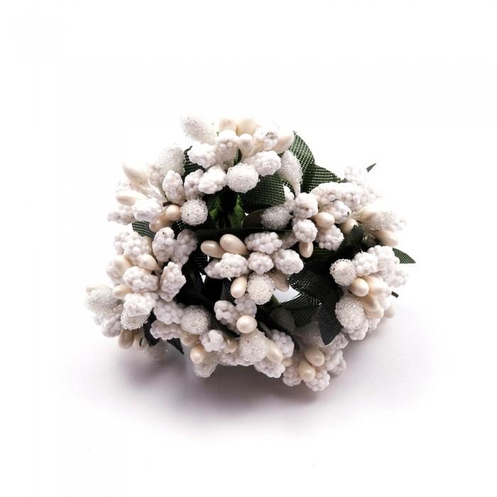 Ryżyk kaszka kwiaty z papieru mulberry