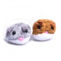 Pluszowa myszka dla kota