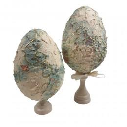 Jajka wielkanocne decoupage sprzedam / ozdoby wielkanocne decupaż