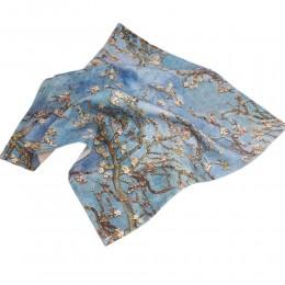 Serwetka 40x40cm z motywem KWITNĄCY MIGDAŁOWIEC Vincenta van Gogha