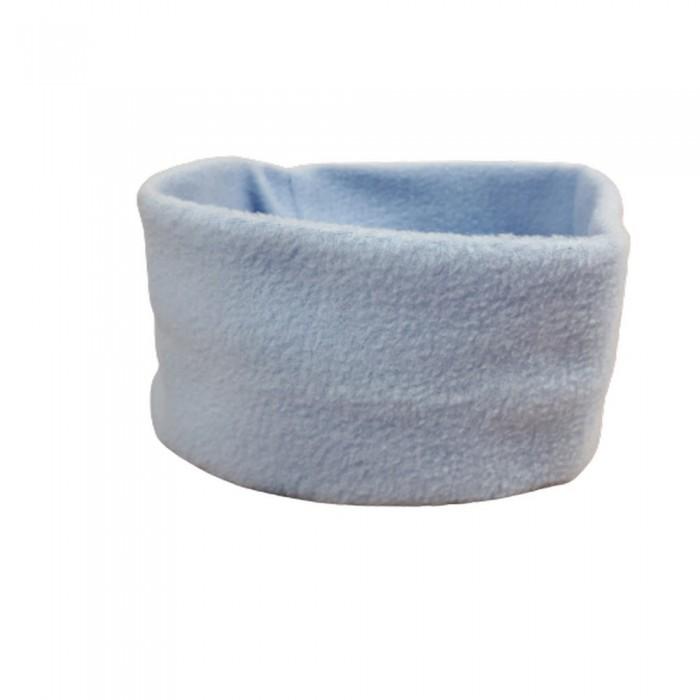 Błękitna opaska na głowę / opaska polar / opaska polarowa na uszy