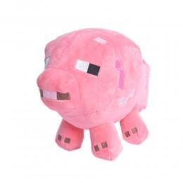 MINECRAFT świnia pluszak / pluszowa maskotka dla dziecka ŚWINKA