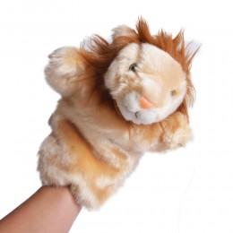 Pluszowa pacynka na rękę kukiełka maskotka dla dziecka LEW