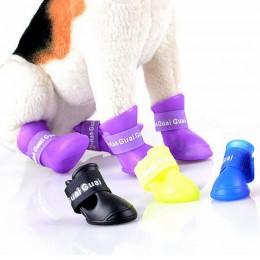 KALOSZE buty ochronne dla psa roz.M
