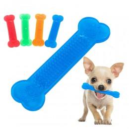 Gryzaki dla szczeniaka z wypustkami KOŚĆ zabawki dla psa