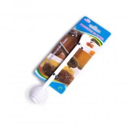 Plastikowa łyżeczka/nabierak do miodu
