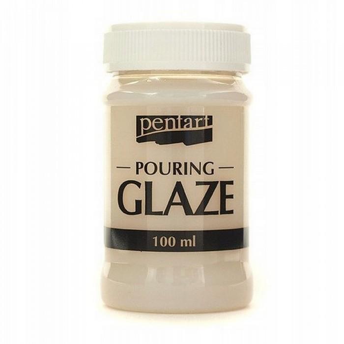 Lakier szklący połysk Pouring Glaze 100 ml Pentart decoupage