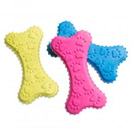 Kość zabawka GRYZAK do czyszczenia zębów dla szczeniaka