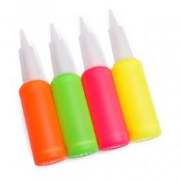 Pompka ręczna do balonów mix. kolorów