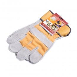 Rękawice ochronne ze skóry bydlęcej