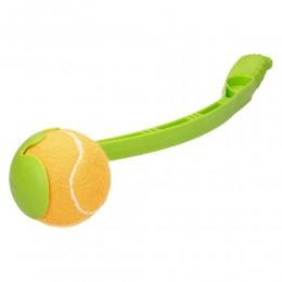 Zielona wyrzutnia piłek dla psa | Zabawki dla psa | Sklep internetowy