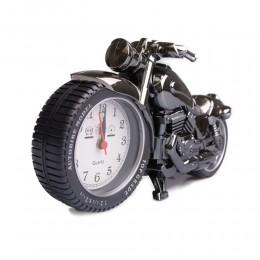 Zegar MOTOR z budzikiem