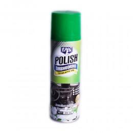 Spray do konserwacji kokpitu, plastików 200ml JAŚMIN
