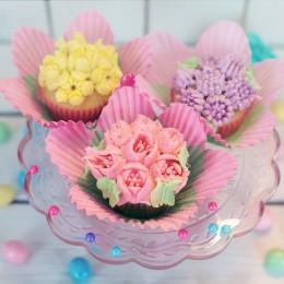 Zestaw do dekoracji tortów i ciast 8 el.